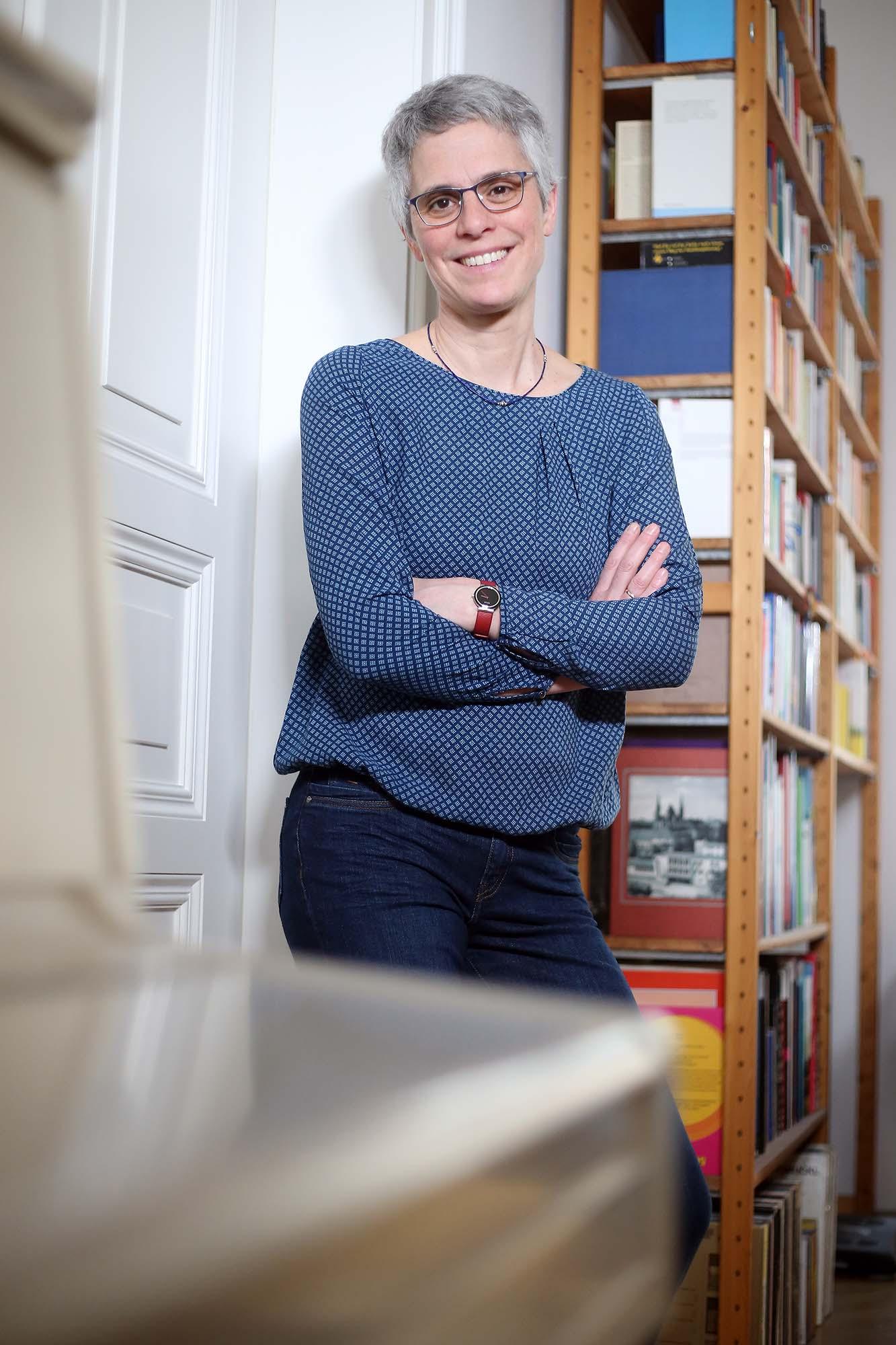 Porträt Gabriele Fleck Hartmuth