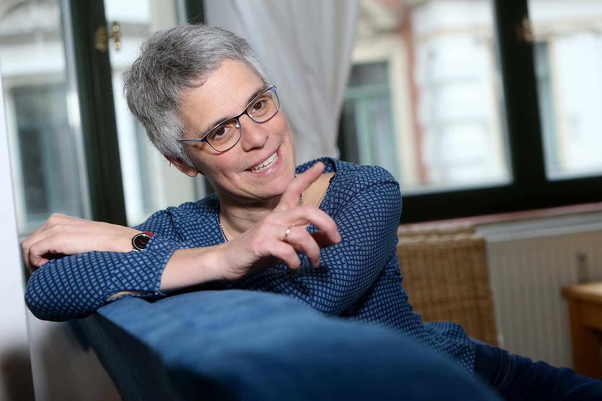 Porträt Gabriele Fleck Hartmuth als Coach